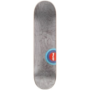 Almost Skateboard Deck - Lotti Painted Rings Impact Mullen 7.75