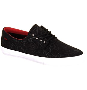 Lakai Camby Skate Shoes - Marble Canvas