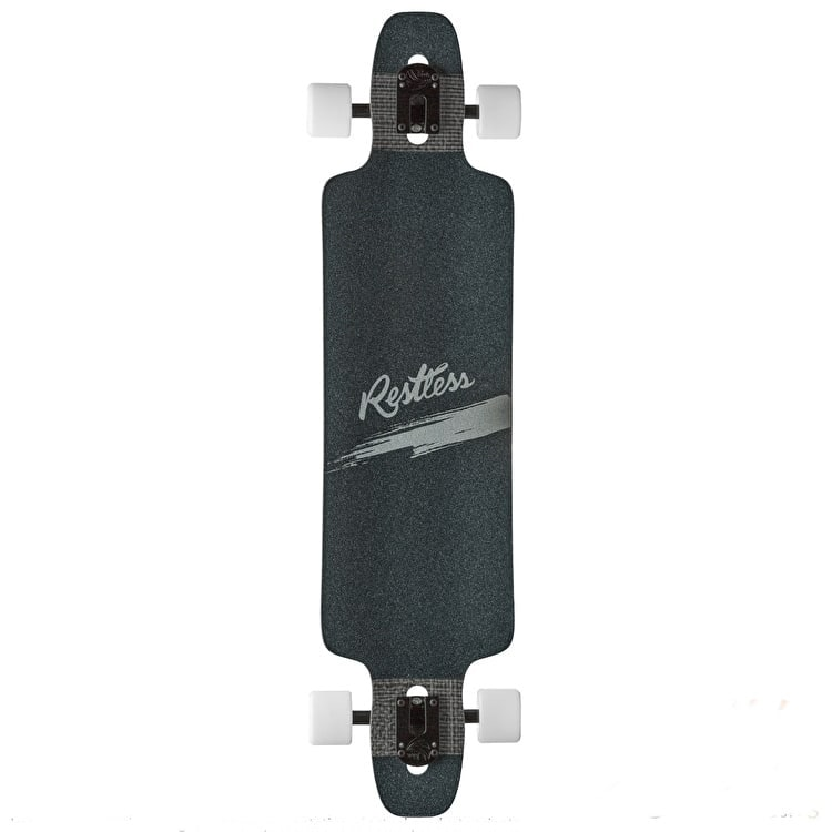 "Restless Longboard - Splinter Series Crest 40"" Complete"