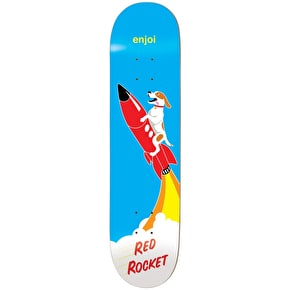 Enjoi Red Rocket R7 Skateboard Deck - 8.125