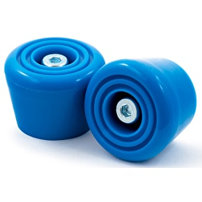 Rio Roller Roller Skate Toe Stops with Bolts x 2