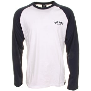 Dickies Baseball Top - Navy Blue