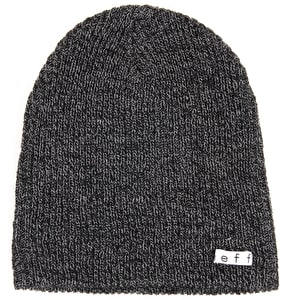 Neff Daily Beanie - Heather Black/Grey