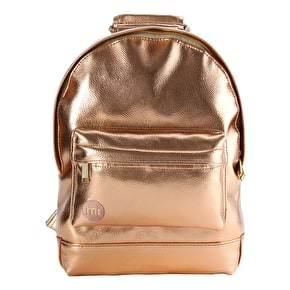 Mi-Pac Mini Metallic Backpack - Rose Gold