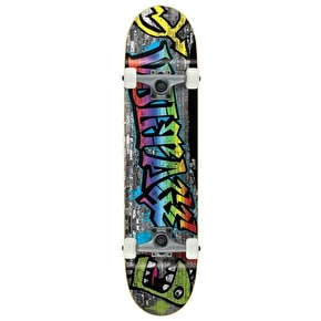 Voltage Graffiti Complete Skateboard - Green