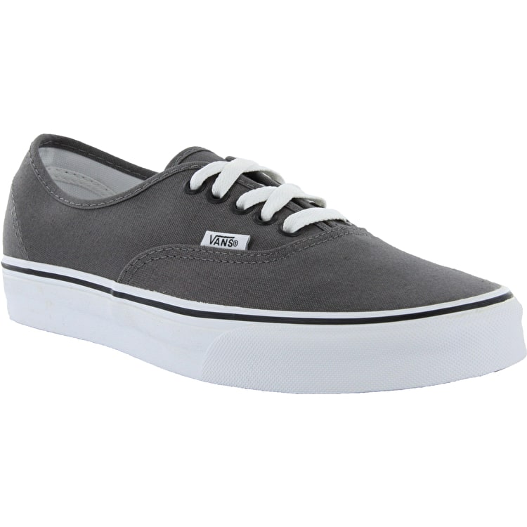 Vans Authentic Shoes - Pewter/Black