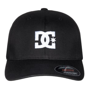 DC Star Cap - Black