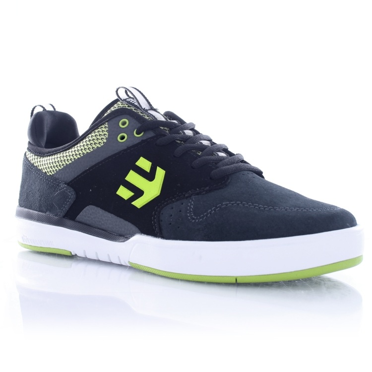 Etnies Aventa Skate Shoes - Grey/Black