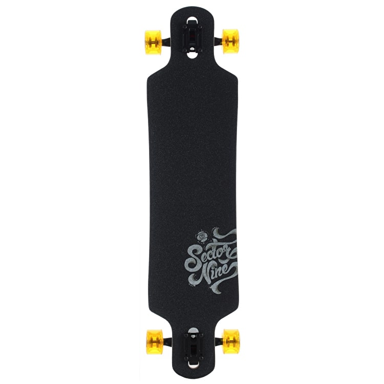 "Sector 9 Meridian 17 40"" Drop-Through Complete Longboard"