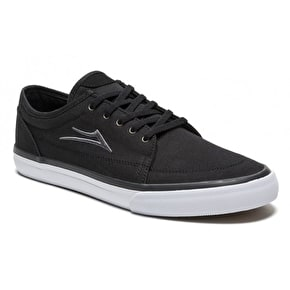 Lakai Madison Shoes - Black Canvas