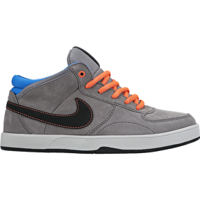 B-Stock Nike Mavrk Mid 3 (GS) Kids' Shoes - Cool Grey/Black/Photo Blue - UK 6 (Box Damage)