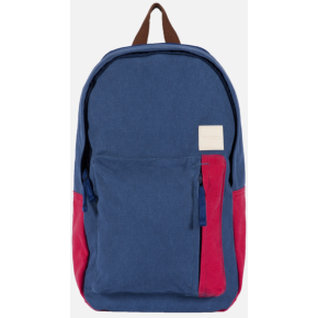 Volcom Small Canvas Backpack - Midnight Blue
