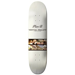 Plan B Team Game Changer Pro Spec Skateboard Deck - 8.5