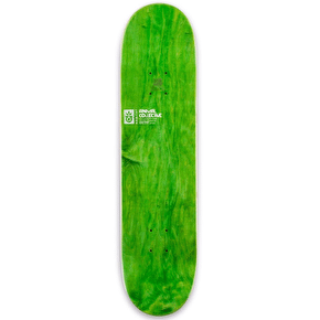 Habitat X Animal Collective Skateboard Deck - Green - 8.0