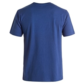 DC Shoes Star T-Shirt - Vintage Indigo