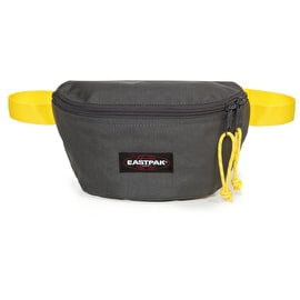 Eastpak Springer Bum Bag - Grey/Yellow