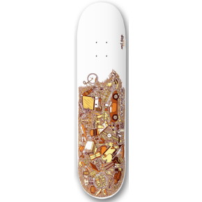 Drawing Boards Skateboard Deck - The Best Things In Life…Aren't Things 8