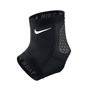 Nike Pro Combat Hyperstrong Ankle Sleeve-Black