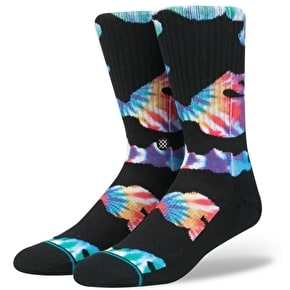 Stance Alphas Socks - Black