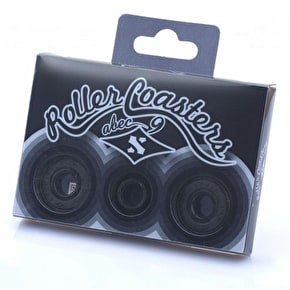 Sacrifice Roller Coaster Abec 9 Bearings - Black/Black