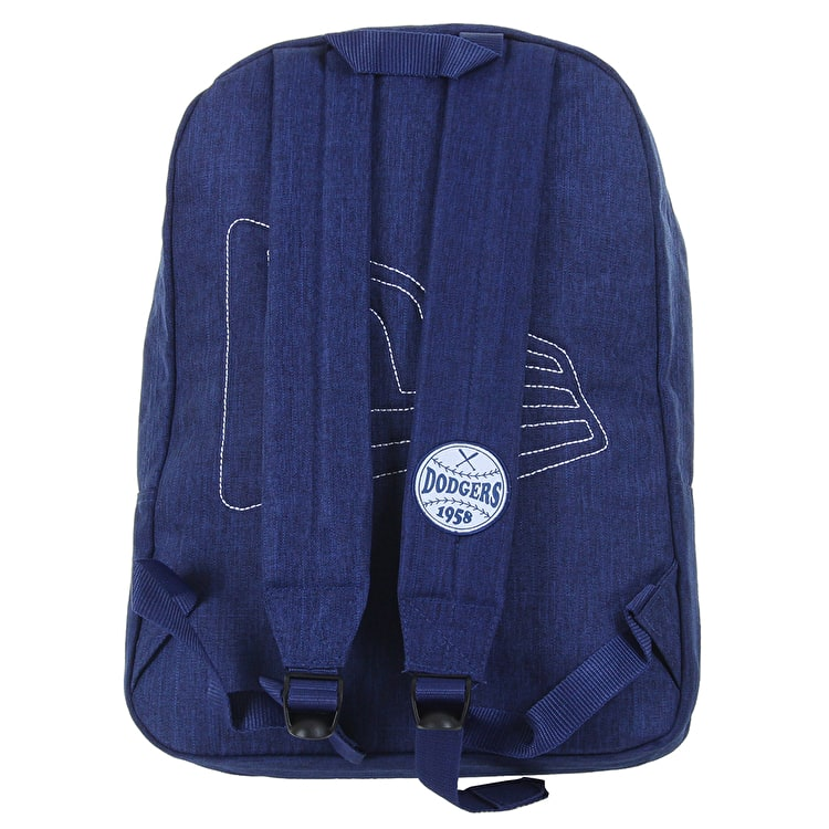 New Era LA Heritage Patch Backpack - Blue