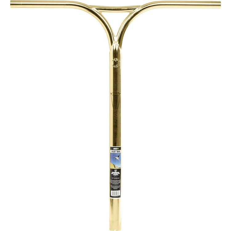 """Lucky Silo SCS Scooter Bars 26"""" x 24"""" - Champagne"""