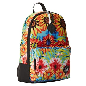 Neff Scholar Backpack - Sunfloral