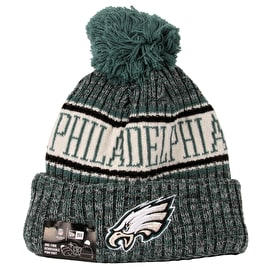 New Era NFL Sideline Beanie 2018 - Philadelphia Eagles