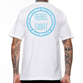 Rebel8 Superior Giants T-Shirt - White