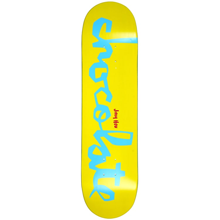 Chocolate Skateboard Deck - Original Chunk Hsu 8.125""