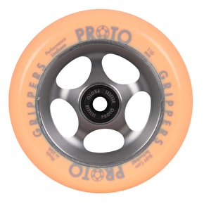 Proto Gripper Faded Pro 110mm Scooter Wheel - Orange