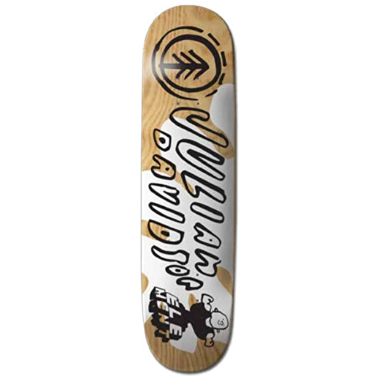 Element Sketchbook Skateboard Deck - Julian 8.0""