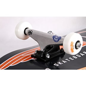 Plan B Team Custom Skateboard - B Wing 8.25
