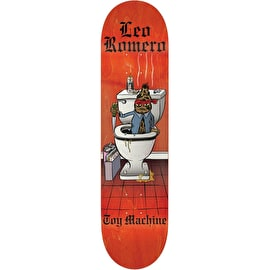 Toy Machine Loco Skateboard Deck - Romero 8.125