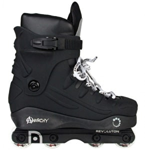 Anarchy Revolution Aggressive Inline Skates - UK Size 9 (B-Stock)