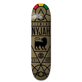 Element Providence Skateboard Deck - Nyjah 7.75