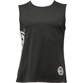 Crazy Skates Reversible Scrimmage Tank- Black/White