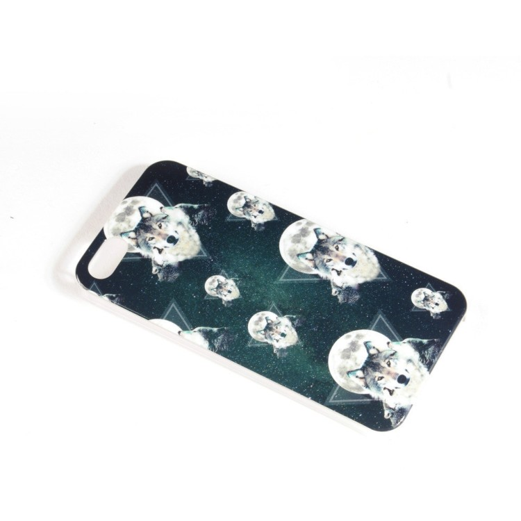 Who? Wolf iPhone Case