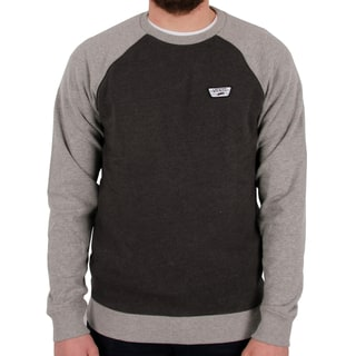 Vans Rutland II Crewneck - Asphalt Heather/Concrete Heather