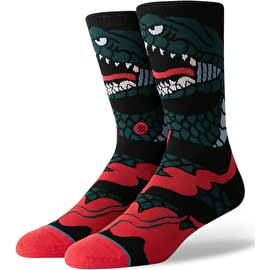 Stance Permanent Socks - Black