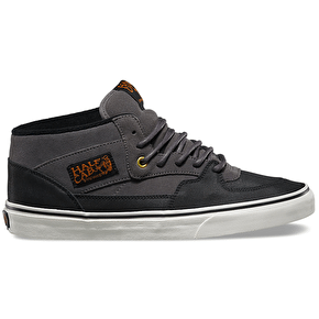 Vans Half Cab Shoes - (Tec Tuff) Pewter/Black