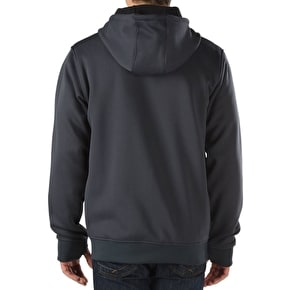 Vans Brockwell Zip Hoodie - New Charcoal