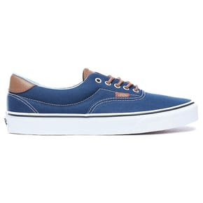 Vans Era 59 Skate Shoes - (C&L) Dress Blues/Acid Denim