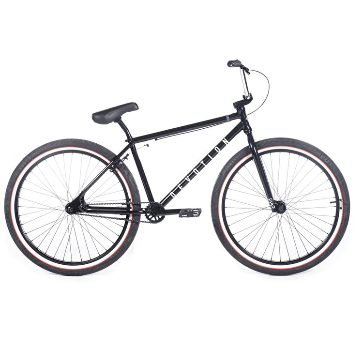"Cult 2019 Devotion A Complete 26"" BMX - Black"