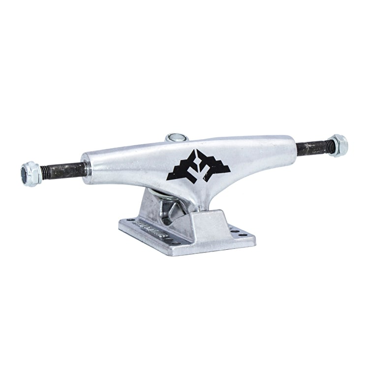 Fracture Wings Skateboard Trucks - Raw (Pair)