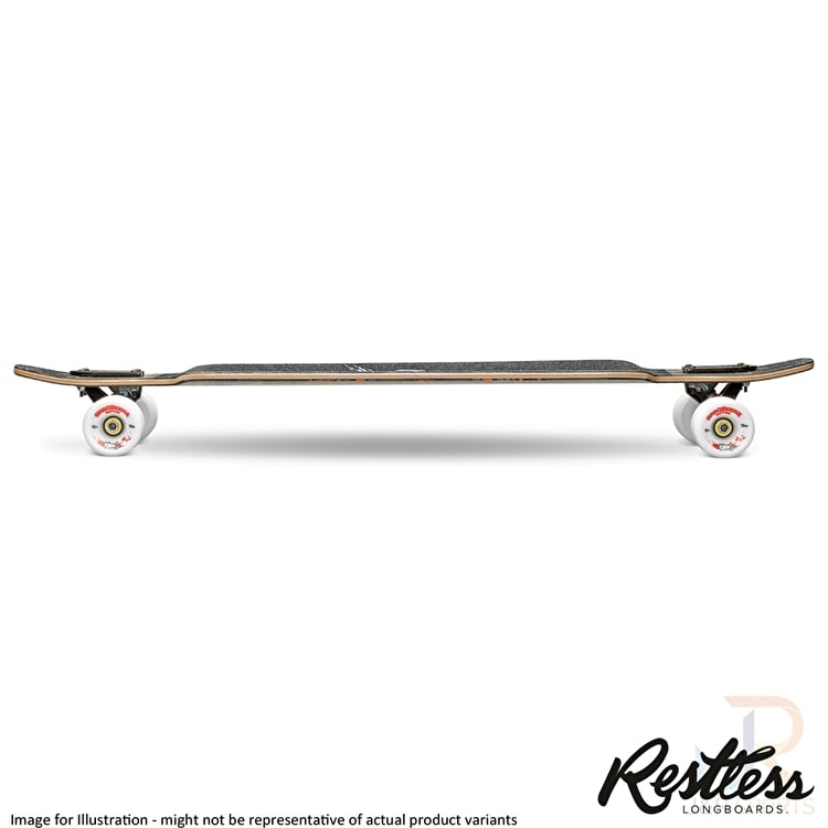 "Restless Longboard - Splinter Series Crest 38"" Complete"