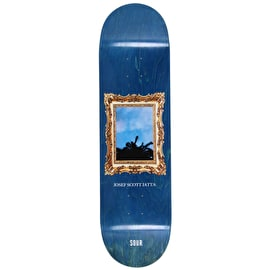 Sour Dreads Josef Skateboard Deck 8.5