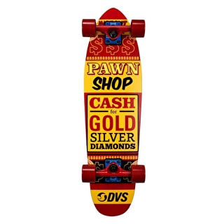 DVS Cash For Gold Complete Cruiser- 8