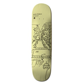 Element Sketch Skateboard Deck - Garcia 8.1