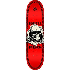 Powell Peralta Ripper Chainz Skateboard Deck - Red 8.0